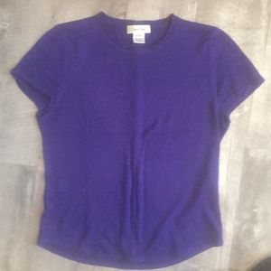 Silk/cashmere summer blouse